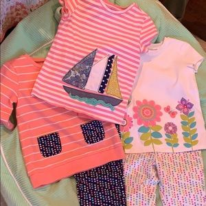 Mix and match JK Collectables all size 3T
